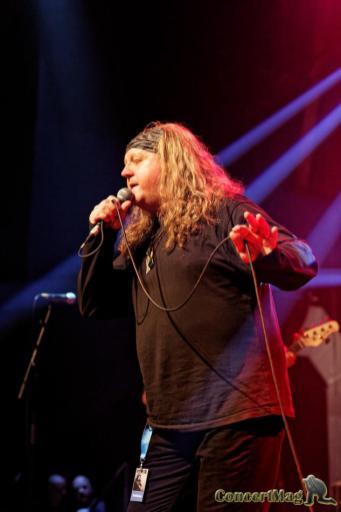 308A3895 DxO - Rock Aisne Festival à Chauny 1er avril 2017 avec en têtes d'affiches Nina Hagen et Chris Slade batteur d'AC/DC