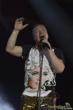 Erasure 7 - Robbie Williams fait le show à l'Accor Hôtels Arena