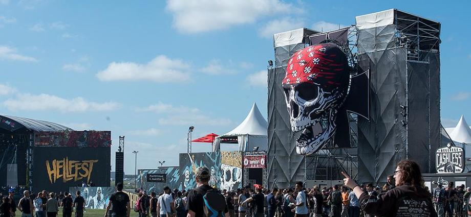 PDL 1287 - Hellfest Open Air 2017 : du plaisir pur !