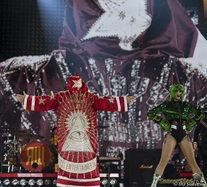 Robbie 2 - Robbie Williams fait le show à l'Accor Hôtels Arena