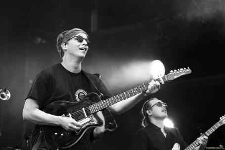 George Ezra. Rock en Seine 2017 - Paris.