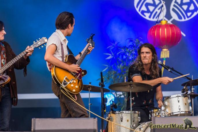 DSC5112 - Theo Lawrence and The Hearts, The Kooks et Franz Ferdinand enflamment le Climax Festival !