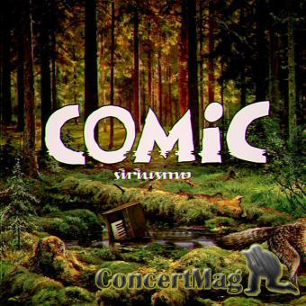 Comic - SIRIUSMO : COMIC, LE NOUVEL ALBUM DU DJ BERLINOIS