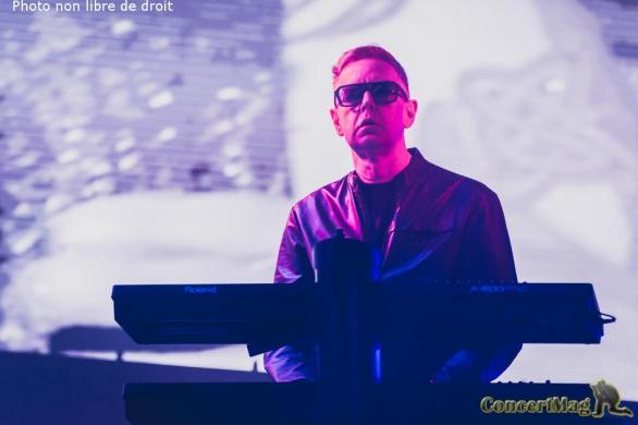 DSC6403 - Depeche Mode inaugure la Bordeaux Metropole Arena