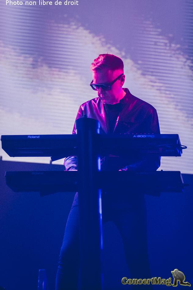 DSC6405 - Depeche Mode inaugure la Bordeaux Metropole Arena