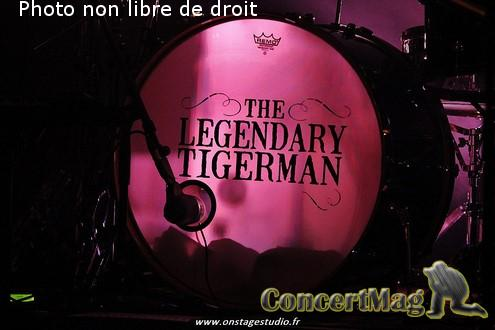 The Legendary Tigerman 26 Copier Copier - the Legendary Tigerman en concert à Castres