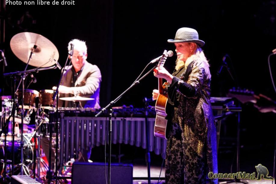 308A7328 DxO - Sur des Rythmes Jazz et Rhytm & Blues avec Rickie Lee Jones à La Cigale