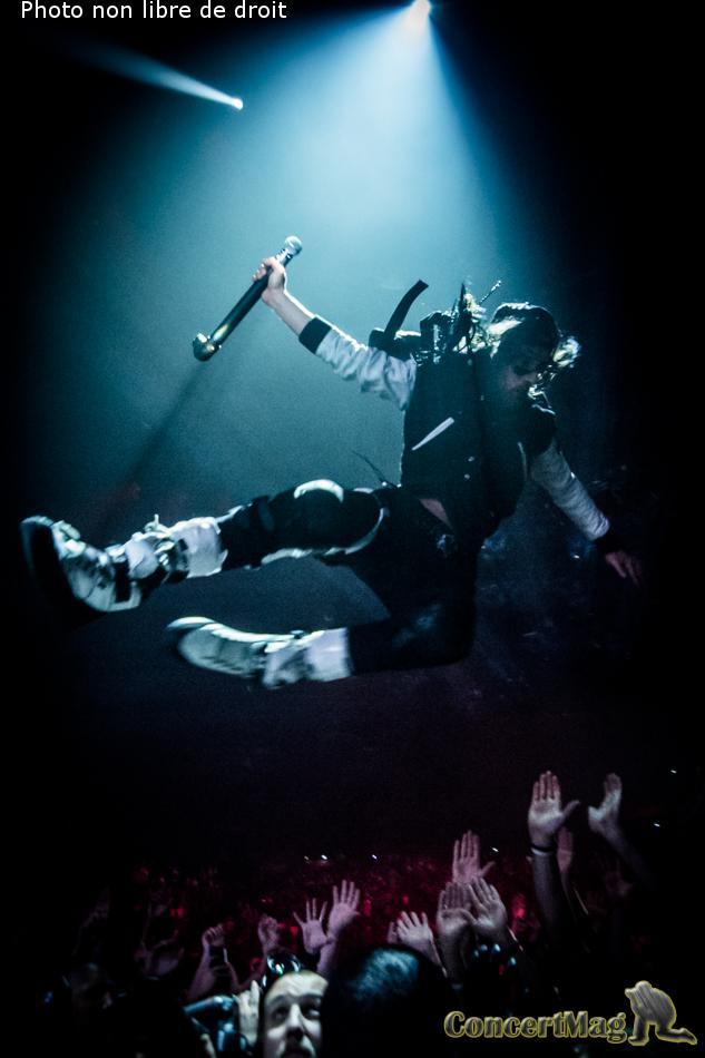 DSC8750 - Shaka Ponk offre un concert d'exception à l'AccorHotels Arena