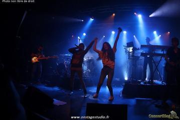 Soom T 7 - Soom T en concert à Castres au Lo Bolegason