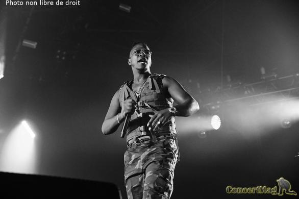 24042018 IMG 0257 - Niska et son Commando Tour au Zénith de Paris