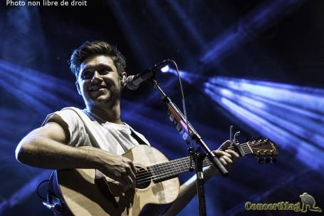 IMG 3991 - Niall Horan, l'ancien des One Direction rempli le Zénith