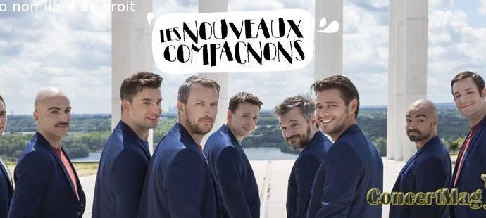 28951578 736035050117491 6087728381649635522 n - Les Nouveaux Compagnons revisitent la chanson française