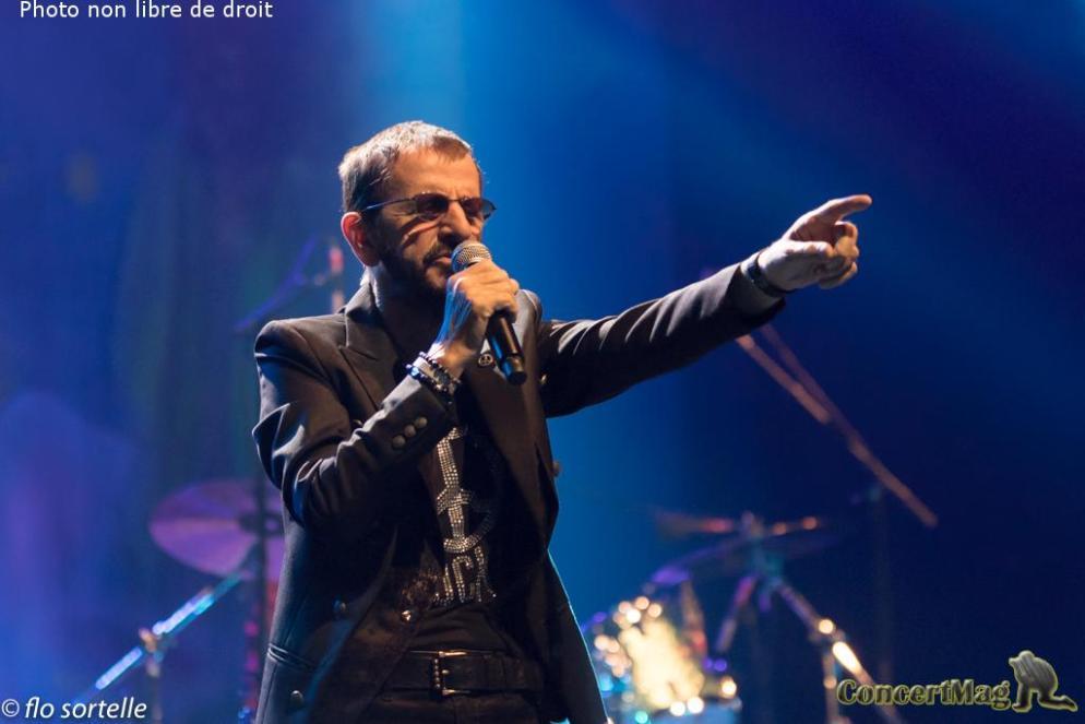 RS 12 - Ringo Starr ou une légende à Paris