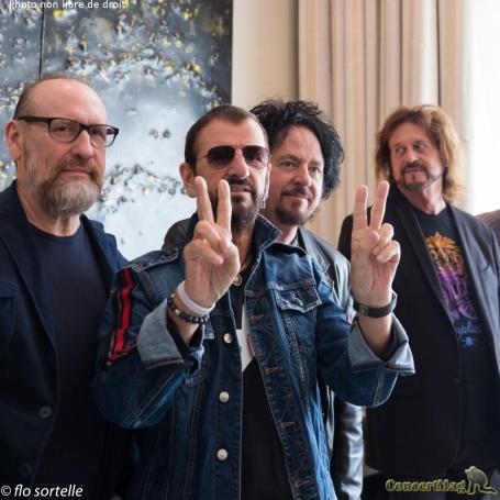 RS 2 - Ringo Starr ou une légende à Paris