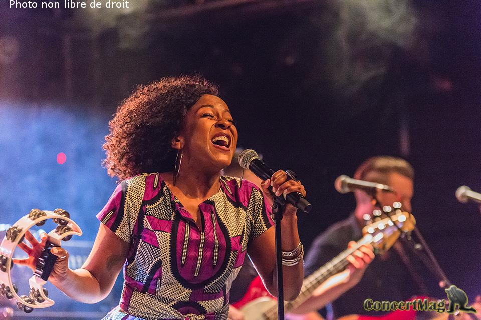 1 - De la Soul musique à Parthenay avec Kimberose