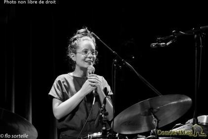 A Paceo Ermijazz 1 - Anne Pacéo ouvre la première édition du festival Ermi'Jazz