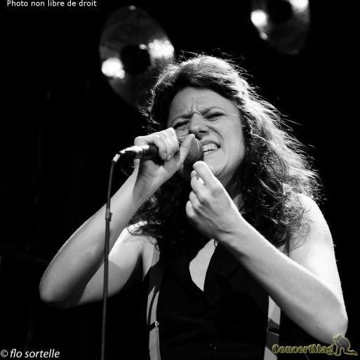 A Paceo Ermijazz 10 - Anne Pacéo ouvre la première édition du festival Ermi'Jazz
