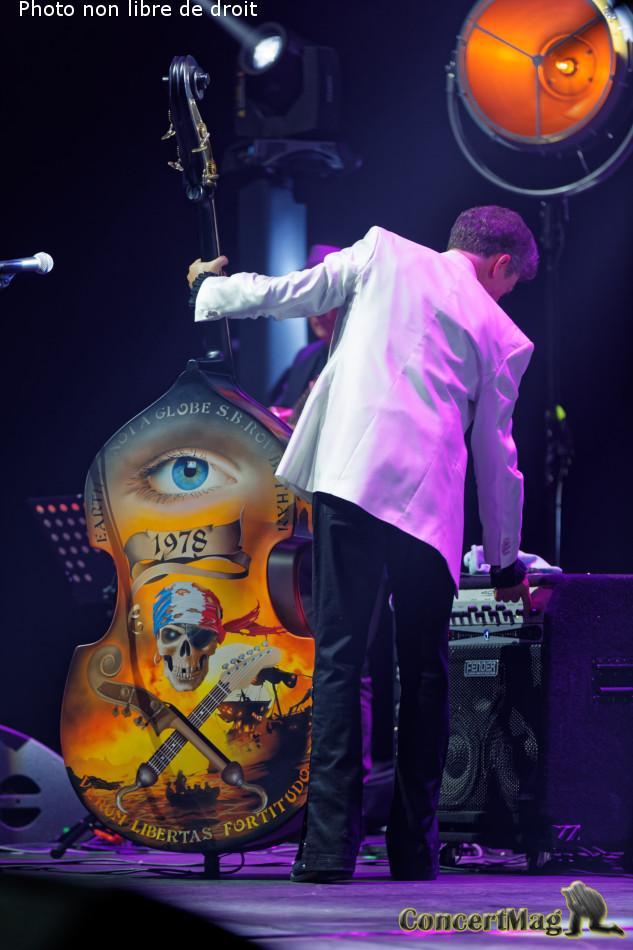 308A9633 DxO - 1978-2018 - 40 ans de Rock'N'Roll Les Forbans fêtent leur Anniversaire à l'Olympia