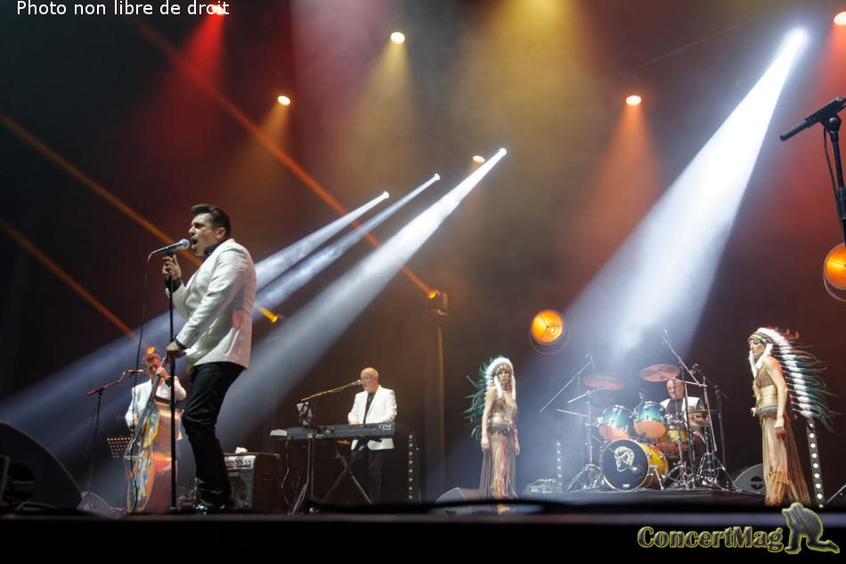 IMG 5555 DxO - 1978-2018 - 40 ans de Rock'N'Roll Les Forbans fêtent leur Anniversaire à l'Olympia