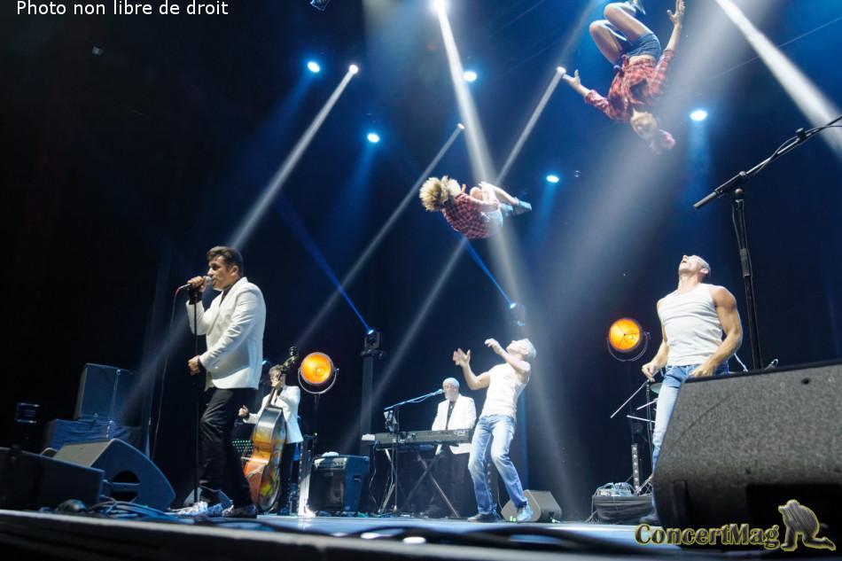 IMG 5575 DxO - 1978-2018 - 40 ans de Rock'N'Roll Les Forbans fêtent leur Anniversaire à l'Olympia