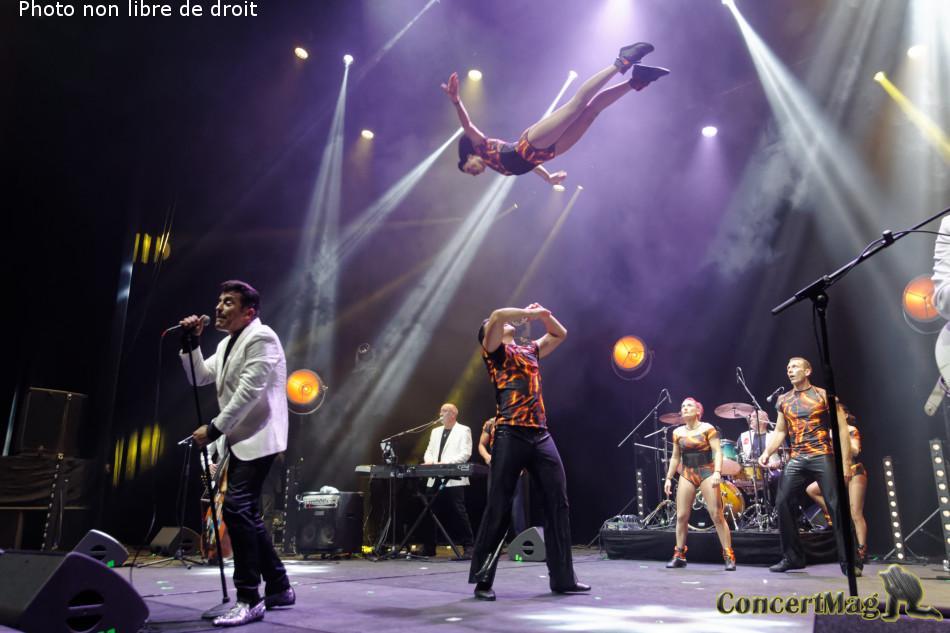 IMG 5596 DxO - 1978-2018 - 40 ans de Rock'N'Roll Les Forbans fêtent leur Anniversaire à l'Olympia