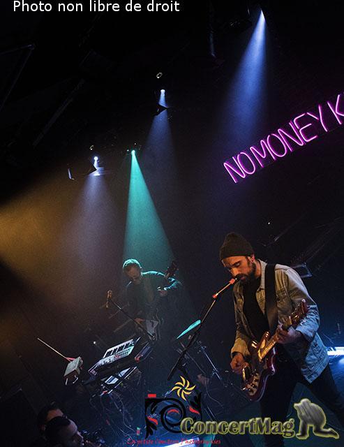 """photo 25 - No Money Kids : une release party de """"Trouble"""" pop et survoltée"""