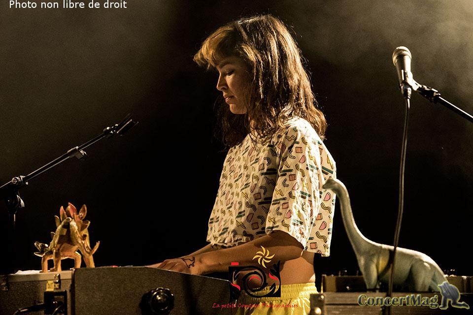 photo 6 CM - Thé Vanille à la maroquinerie : une pop'n'roll déjantée dans un univers cinématographique