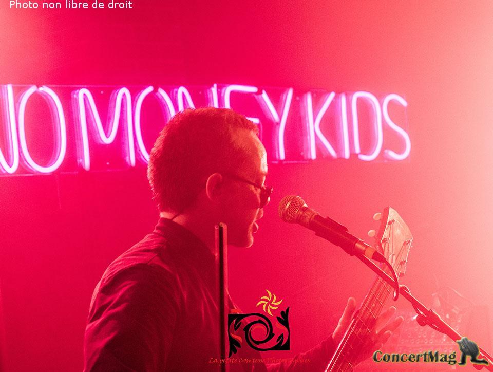 """photo 65 CM - No Money Kids : une release party de """"Trouble"""" pop et survoltée"""