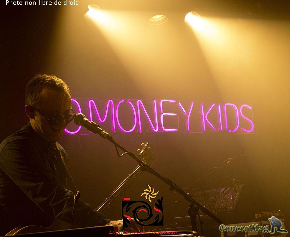"""photo 70 CM - No Money Kids : une release party de """"Trouble"""" pop et survoltée"""
