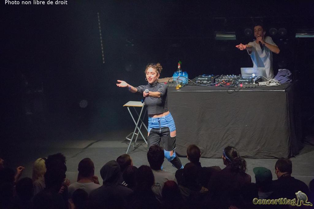 2 3 1024x683 - Blu Samu et Isha, le rap belge à l'honneur