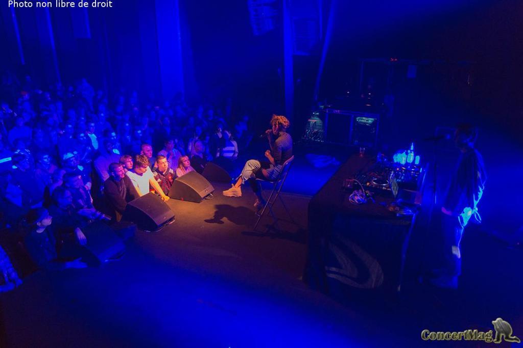 3 2 1024x683 - Blu Samu et Isha, le rap belge à l'honneur