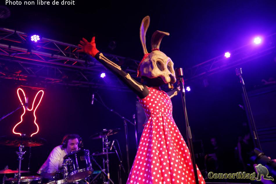 308A5224 DxO - Bunny Party - La Boule Noire, Paris - Chronique d'un metalhead presque comme les autres