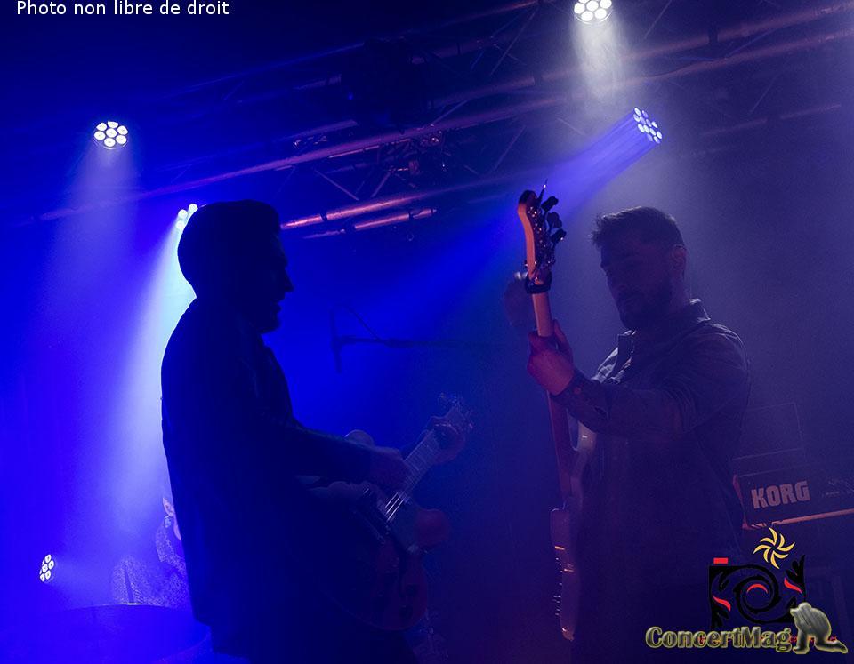 photo 12 1 - ROTTERDAMES : une Release party aux airs de ballade citadine dans un univers pop-rock (La Boule Noire 31 janvier 2019)