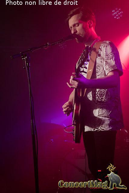 photo 27 - ROTTERDAMES : une Release party aux airs de ballade citadine dans un univers pop-rock (La Boule Noire 31 janvier 2019)