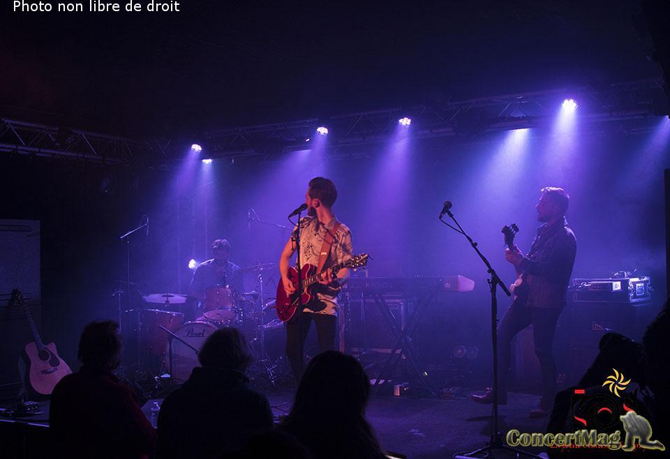 photo 59 - ROTTERDAMES : une Release party aux airs de ballade citadine dans un univers pop-rock (La Boule Noire 31 janvier 2019)