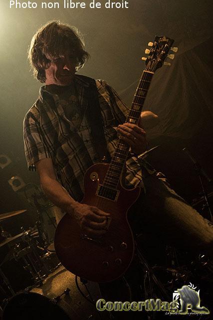 photo 11 1 - GRIMSKUNK : une légende du psych-rock-punk québécois à Petit Bain