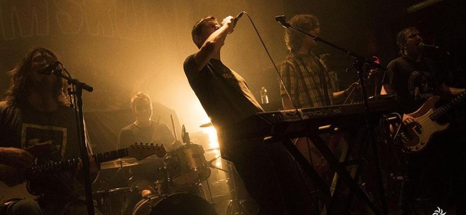photo 53 - GRIMSKUNK : une légende du psych-rock-punk québécois à Petit Bain