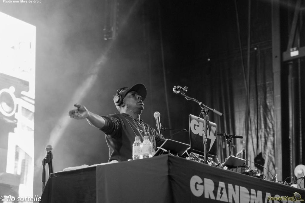 GrandMasterFlash 1 - Chorus 2019, un dimanche dédié aux musiques urbaines