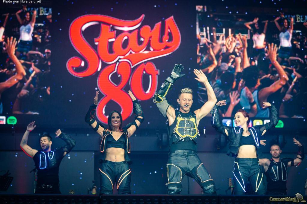Lucky 8 - Stars 80 & Friends