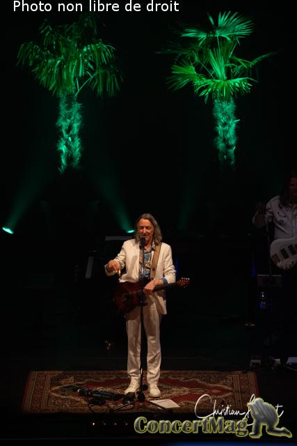 Christian Baillet Paris 2019 Roger Hidgson Olympia 20 - Roger Hodgson à l'Olympia, « Something Never Change ».