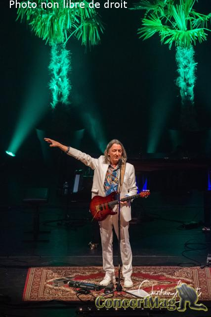 Christian Baillet Paris 2019 Roger Hidgson Olympia 22 - Roger Hodgson à l'Olympia, « Something Never Change ».