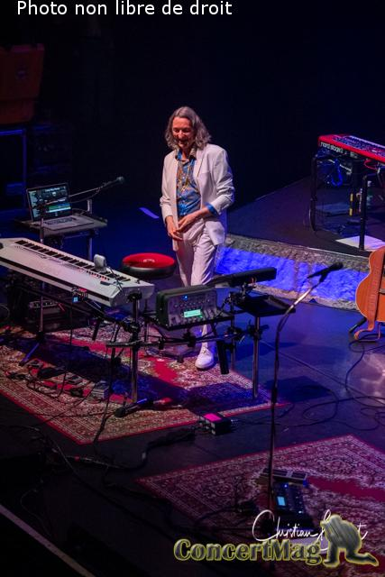Christian Baillet Paris 2019 Roger Hidgson Olympia 3 - Roger Hodgson à l'Olympia, « Something Never Change ».