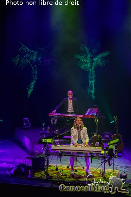 Christian Baillet Paris 2019 Roger Hidgson Olympia 42 - Roger Hodgson à l'Olympia, « Something Never Change ».