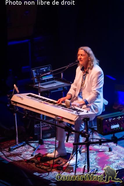 Christian Baillet Paris 2019 Roger Hidgson Olympia 5 - Roger Hodgson à l'Olympia, « Something Never Change ».