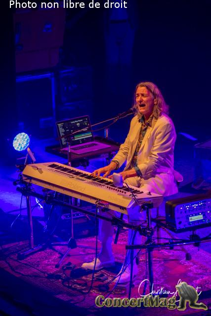 Christian Baillet Paris 2019 Roger Hidgson Olympia 9 - Roger Hodgson à l'Olympia, « Something Never Change ».