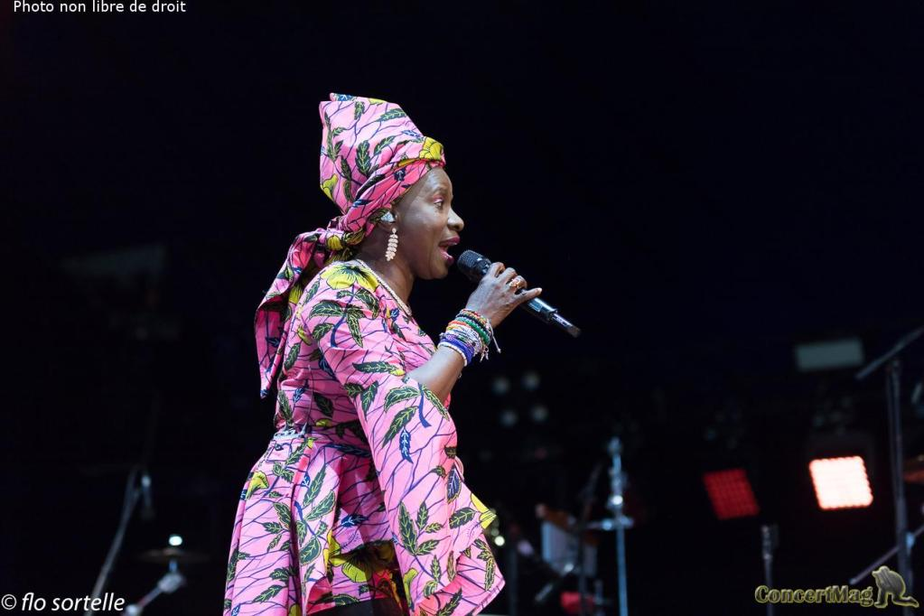 "A Kidjo 4 - Solidays 2019, ""Free your mind"""