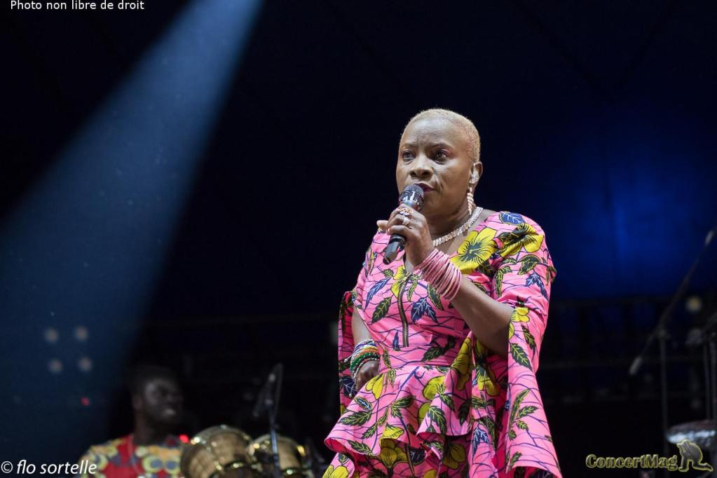 "A Kidjo 9 - Solidays 2019, ""Free your mind"""