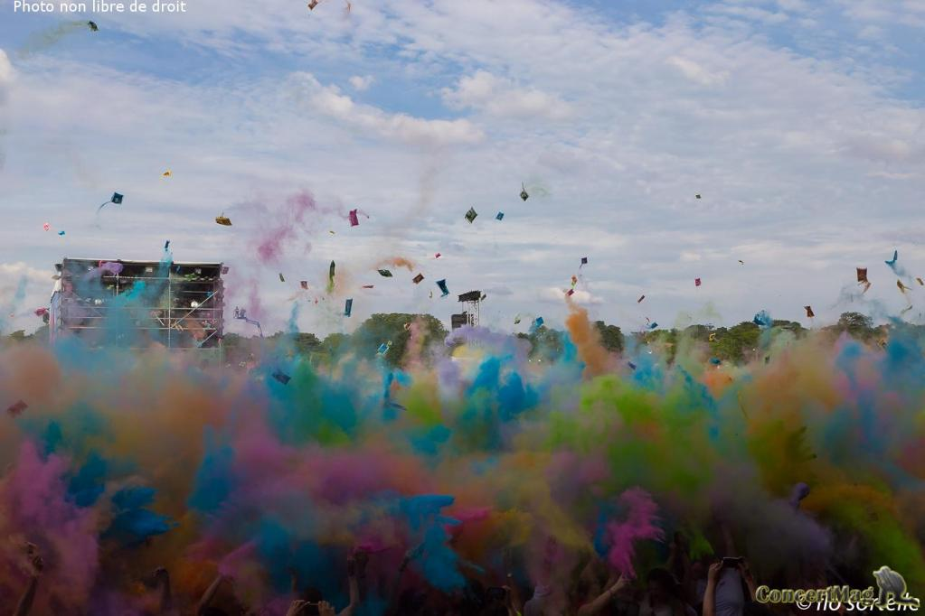 ColorParty 1 - Solidays 2019, suite et fin