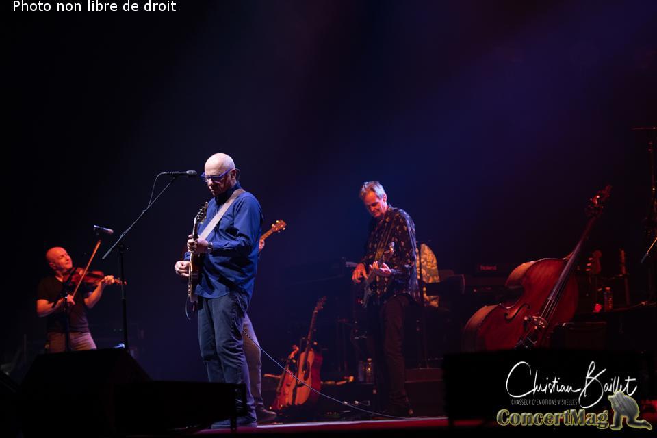 Christian Baillet Paris 2019 Mark Knopfler AccorHotels Arena 12 - Mark Knopfler en concert à Bercy, The Sultan Of Swing, l'un des derniers «guitare héros» !