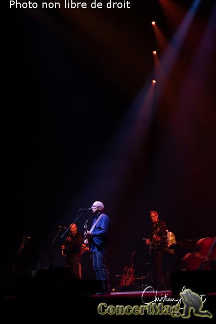 Christian Baillet Paris 2019 Mark Knopfler AccorHotels Arena 15 - Mark Knopfler en concert à Bercy, The Sultan Of Swing, l'un des derniers « guitare héros » !